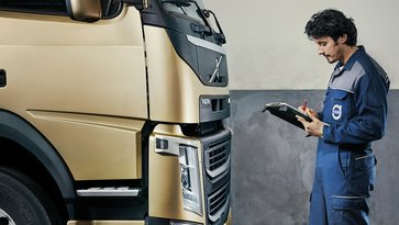 Service Planning Vehicle Care Volvo Trucks Services