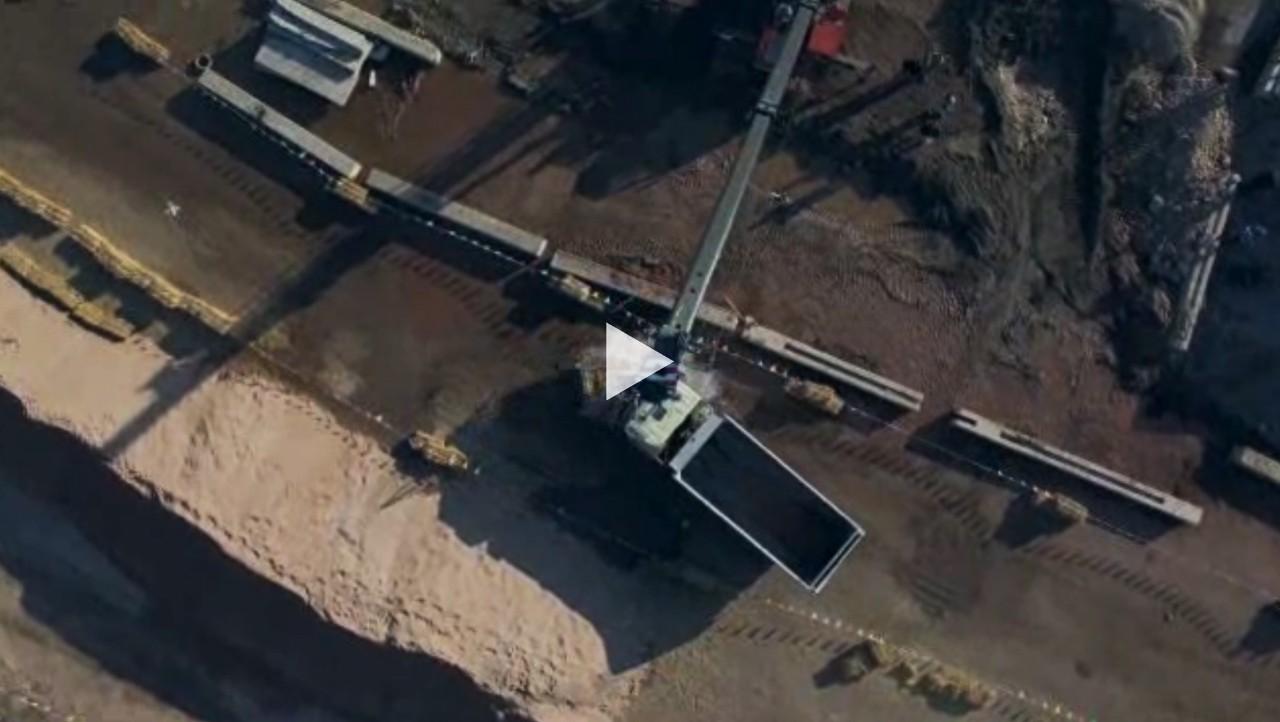 Volvo trucks news image broadcast room